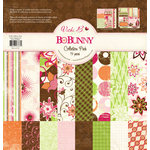 Bo Bunny Press - Vicki B Collection - 12 x 12 Collection Pack