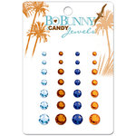 Bo Bunny Press - Paradise Collection - I Candy Jewels - Paradise, CLEARANCE