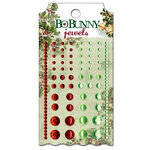 Bo Bunny Press - Father Christmas Collection - Bling - Jewels