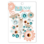 Bo Bunny Press - Gypsy Collection - I Candy Jewels - Gypsy , CLEARANCE