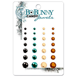 Bo Bunny Press - Mama-razzi Collection - I Candy Jewels - Mama-razzi