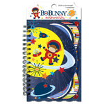 Bo Bunny - Blast Off Collection - Note Worthy Journaling Cards - Blast Off