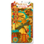 Bo Bunny - Forever Fall Collection - Note Worthy Journaling Cards