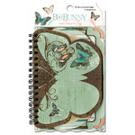 Bo Bunny - Gabrielle Collection - Note Worthy Journaling Cards - Gabrielle