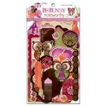 Bo Bunny - Garden Girl Collection - Note Worthy Journaling Cards