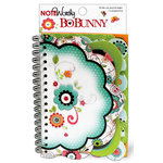 Bo Bunny Press - Petal Pushers Collection - Note Worthy Journaling Cards - Loose Leaves