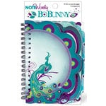 Bo Bunny Press - Peacock Lane Collection - Note Worthy Journaling Cards - Peacock Lane