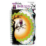 Bo Bunny Press - Whoo-ligans Collection - Halloween - Note Worthy Journaling Cards - Whoo-ligans