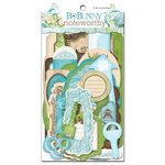 Bo Bunny Press - Welcome Home Collection - Note Worthy Journaling Cards