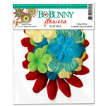Bo Bunny Press - Flower Child Collection - Flowers, CLEARANCE