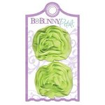 Bo Bunny Press - Winter Joy Collection - Christmas - Petals - Green Scrunch