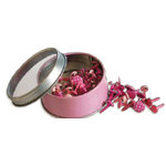 Bo Bunny Press - All Stuck Up - Magnetic Storage Container - Brads - Pink Punch, CLEARANCE