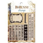 Bo Bunny Press - Weekend Market Collection - Clear Acrylic Stamp