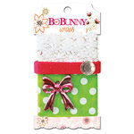 Bo Bunny Press - Vicki B Collection - Ribbon Wraps - Vicki B