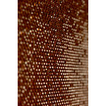 Buckle Boutique - Dazzling Diamond Self Adhesive Sticker Sheet - Brown