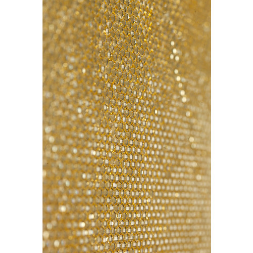 Buckle Boutique - Dazzling Diamond Self Adhesive Sticker Sheet - Gold