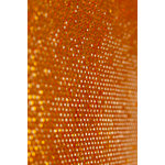 Buckle Boutique - Dazzling Diamond Self Adhesive Sticker Sheet - Orange