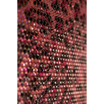 Buckle Boutique - Dazzling Diamond Self Adhesive Sticker Sheet - Hot Pink Cheetah