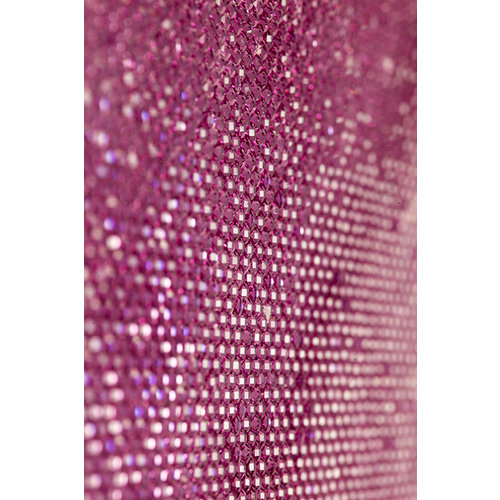 Buckle Boutique - Dazzling Diamond Self Adhesive Sticker Sheet - Pink