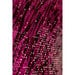 Buckle Boutique - Dazzling Diamond Self Adhesive Sticker Sheet - Hot Pink Zebra