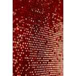Buckle Boutique - Dazzling Diamond Self Adhesive Sticker Sheet - Red