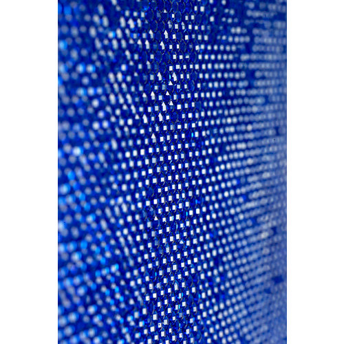 Buckle Boutique - Dazzling Diamond Self Adhesive Sticker Sheet - Royal Blue