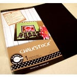 Canvas Corp - 12 x 12 Double Sided Paper - Chalkstock