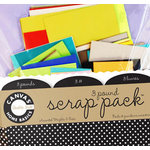Canvas Corp - 3lb. Scrap Paper Pack