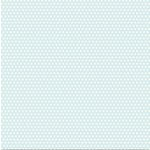 Canvas Corp - Baby Collection - 12 x 12 Paper - Blue and Ivory Mini Dot Reverse
