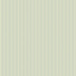 Canvas Corp - Pastel Collection - 12 x 12 Paper - Grey and Ivory Ribbon Stripe