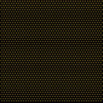 Canvas Corp - Black and Kraft Collection - 12 x 12 Paper - Mini Dot Reverse