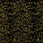 Canvas Corp - Black and Kraft Collection - 12 x 12 Paper - Leopard