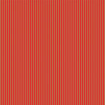 Canvas Corp - Red and Kraft Collection - 12 x 12 Paper - Ribbon Stripe