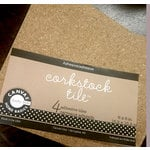Canvas Corp - Corkstock Paper Tiles - 6 x 6