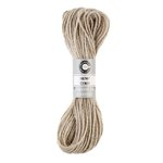 Canvas Corp - Hemp Cord - Light Natural - 45 Feet