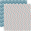 Carta Bella Paper - All Bundled Up Collection - Christmas - 12 x 12 Double Sided Paper - Multi Dots
