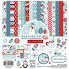 Carta Bella Paper - All Bundled Up Collection - Christmas - 12 x 12 Collection Kit
