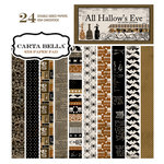 Carta Bella Paper - All Hallow's Eve Collection - Halloween - 6 x 6 Paper Pad