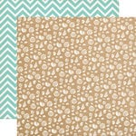 Carta Bella Paper - Ahoy There Collection - 12 x 12 Double Sided Paper - Seashells