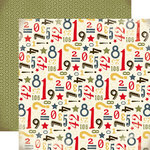 Carta Bella Paper - Boy Oh Boy Collection - 12 x 12 Double Sided Paper - Rough And Tough