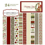 Carta Bella Paper - Christmas Day Collection - 6 x 6 Paper Pad