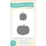 Carta Bella Paper - A Perfect Autumn Collection - Designer Dies - Pumpkin