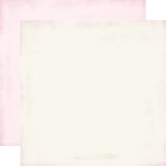 Carta Bella Paper - Devoted Collection - 12 x 12 Double Sided Paper - Romantic Cream