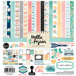 Carta Bella Paper - Hello Again Collection - 12 x 12 Collection Kit
