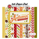 Carta Bella Paper - A Perfect Autumn Collection - 6 x 6 Paper Pad
