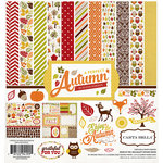 Carta Bella Paper - A Perfect Autumn Collection - 12 x 12 Collection Kit