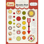 Carta Bella Paper - A Perfect Autumn Collection - Decorative Brads