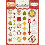 Carta Bella Paper - A Perfect Autumn Collection - Decorative Brads