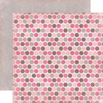Carta Bella Paper - Paris Girl Collection - 12 x 12 Double Sided Paper - French Dots