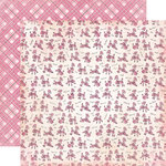 Carta Bella Paper - Paris Girl Collection - 12 x 12 Double Sided Paper - Parisian Poodles
